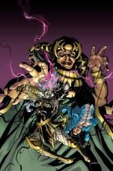 Jl Dark & Wonder Woman the Witching Hour #1