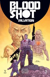 Bloodshot Salvation #12 Cvr DPre-Order Bundle Ed