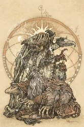 Jim Henson Beneath Dark Crystal #4 (of 12) Preoder Petersen