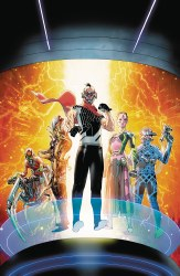Electric Warriors #1 (of 6)