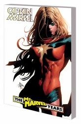 Captain Marvel Carol Danvers TP VOL 03 Ms Marvel Years