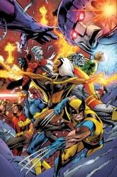 Avengers #10 Davis Uncanny X-Men Var