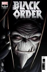 Black Order #1 (of 5) Christopher Var