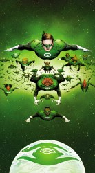 Green Lantern #3 Var Ed
