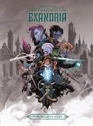 Critical Role HC VOL 01 Chronicles of Exandria Mighty Nein (