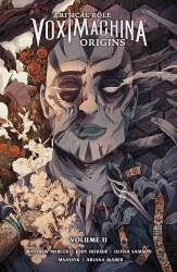 Critical Role TP VOL 02 Vox Machina Origins (C: 0-1-2)
