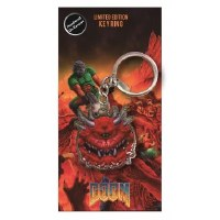 Doom Limited Edition Keyring