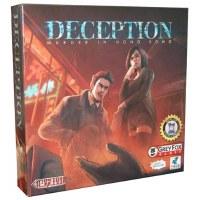 Deception Murder in Hong Kong Englisch / Deutsch