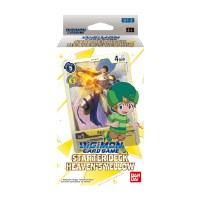 Digimon Card Game Starter Deck Heaven ST-3 EN