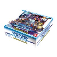 Digimon Card Game Special Booster Box BT01-03 EN PREORDER
