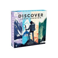 Discover - Lands Unknown EN