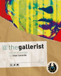 The Gallerist with Upgrade Pack & Scoring Exp. EN