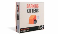 Barking Kittens Exploding Kittens Expansion Pack EN