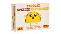 Tacocat Spelled Backwards English