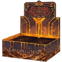 Flesh & Blood TCG Crucible of War Booster Display PREORDER