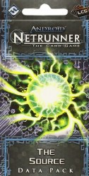 Android Netrunner LCG (ADN21) The Source Exp. EN
