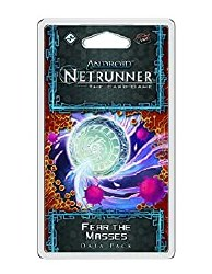 Android Netrunner LCG (ADN35) Fear the Masses Exp. EN