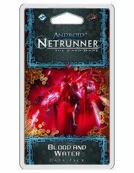 Android Netrunner LCG (ADN46) Blood and Water Exp. EN