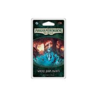 Arkham Horror AHC07 Where Doom Awaits Mythos Pack