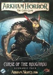 Arkham Horror AHC09 Curse of the Rougarou Scenario Pack