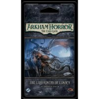 Arkham Horror AHC18 The Labyrinth of Lunacy Scenario