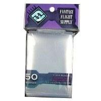 Clear Sleeves (FFS04) StandarEuropean Board Game Size (50)