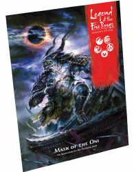 Legend Of The Five Rings RPG Mask of the Oni English