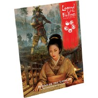 Legend of the Five Rings RPG Blood of the Lioness EN