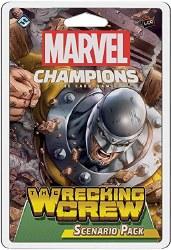 Marvel Champions (MC03) The Wrecking Crew Scenario Pack