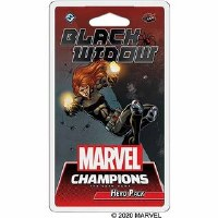 Marvel Champions (MC07) Black Widow Hero Pack