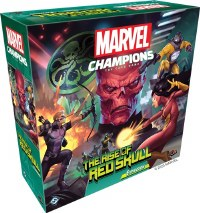 Marvel Champions (MC10) The Rise of Red Skull