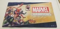 Marvel Champions Playmat + Random Promotional Card