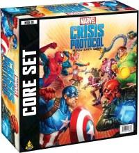 Marvel Crisis Protocol Core Set EN