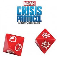 Marvel Crisis Protocol Dice Pack