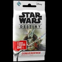 Star Wars Destiny Convergence Booster English