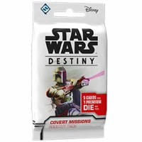 Star Wars Destiny Covert Missions Boosterpack EN
