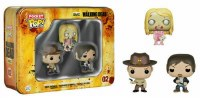 Funko Pocket POP! The Walking Dead Tin 3-Pack
