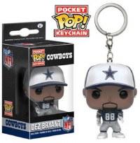 Funko POP! Keychain Cowboys Dez Bryant
