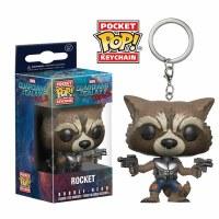 Funko POP! Keychain Guardians of the Galaxy Rocket