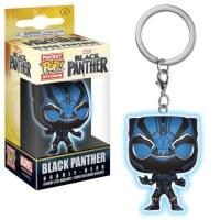 Funko POP! Keychain Marvel Black Panther