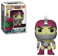 Funko POP! Masters of the Universe Trap Jaw Metallic Limited