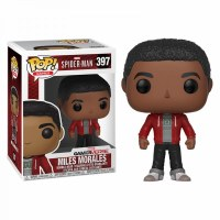 Funko - POP! Games Spider-Man Miles Morales
