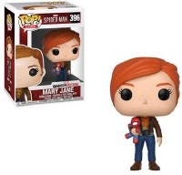 Funko - POP! Games Spider-Man Mary Jane