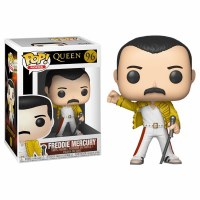 Funko POP! Queen Freddie Mercury Wembley 1986
