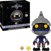Funko 5 Star Kingdom Hearts 3 Soldier Heartless 8cm Viny