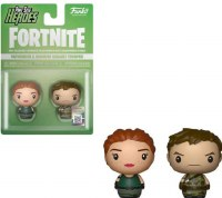 Funko Pint Sized Heroes Fortnite Pathfinder & Highrise A. T.