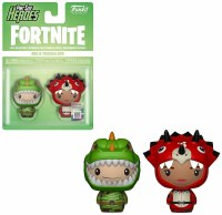 Funko Pint Sized Heroes Fortnite Rex & Tricera Ops