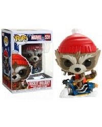 Funko POP! Marvel Holiday Rocket