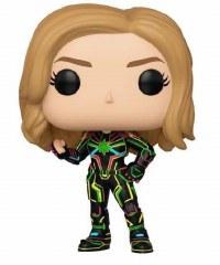 Funko POP! Captain Marvel Neon Suit