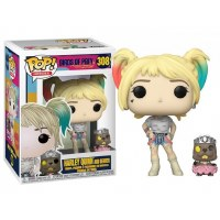 Funko POP! & Buddy Birds of Prey Harley Quinn w/Beaver